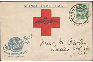 airmails and flight covers